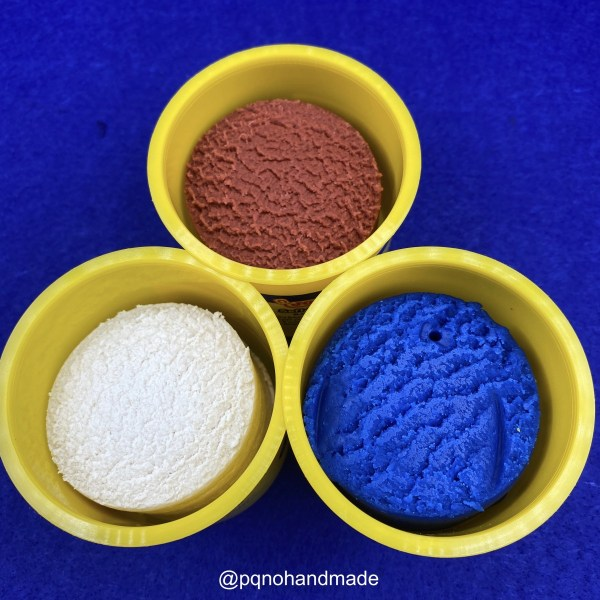 Plastilina Soft Dough para modelar y jugar manualidades detalle interior