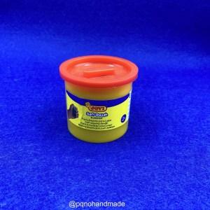 Plastilina Soft Dough rojo para modelar y jugar manualidades