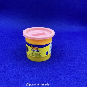 Plastilina Soft Dough rosa para modelar y jugar manualidades