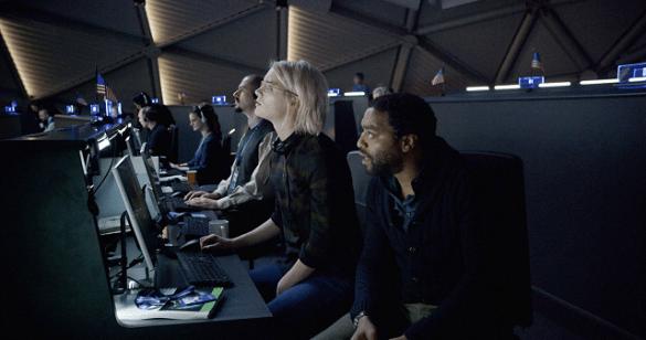 NASA - En la Torre de Control