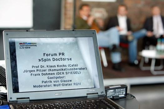 Journalistentag DJV-NRW in Bochum