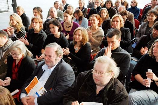 Journalistentag DJV-NRW 2008, Foto: Udo Geisler