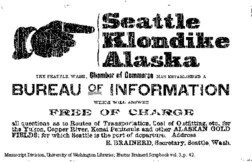 Klondike Gold Rush PR