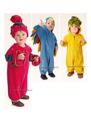 Выкройка Burda №2369 — Карнавальный костюм