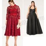 Выкройка Burda №6487 — Вечернее платье