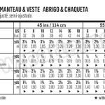 Выкройка Burda №6596 — Пальто, Жакет