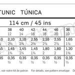 Выкройка Burda №6633 — Туника