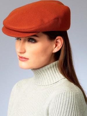 Выкройка Vogue №9044 — Кепки от Patricia Underwood