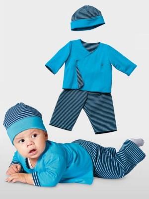 Выкройка Burda  9451 — Комплект для малыша