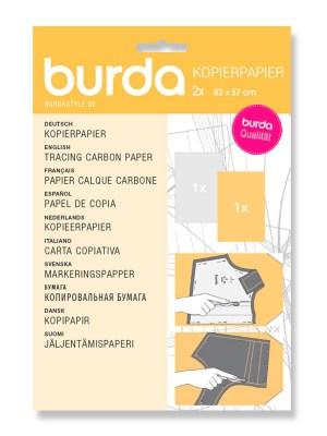 Копировальная бумага Burda