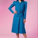 Выкройка Butterick — Ретро 1941: Платье - B6282