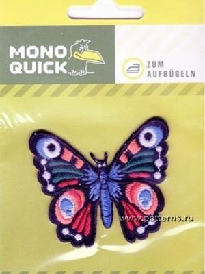 Термоаппликация Mono Quick (10356) – Бабочка
