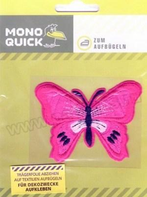 Термоаппликация Mono Quick (12445) – Бабочка