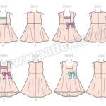 Выкройка McCall's — Платье - M7180