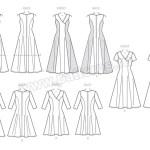 Выкройка McCall's — Платье - M7189 ()