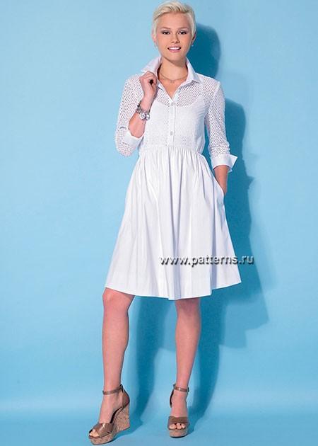 Выкройка McCall's — Платье - M7314 ()