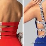 Выкройка McCall's — Вечернее платье - M6894 ()