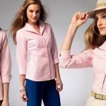 Выкройка McCall's — Женская рубашка - M6750