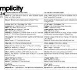 Выкройка Simplicity — Сумки для детских принадлежностей - S2924