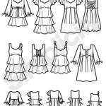 Выкройка Simplicity — Туника, Платье - S2714