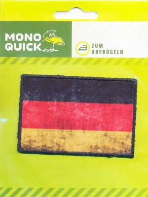 Флаг Германии винтажный