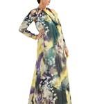 Выкройка Burda 7106 — Платье для будущей мамы