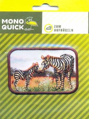 Термоаппликация Африка, зебры