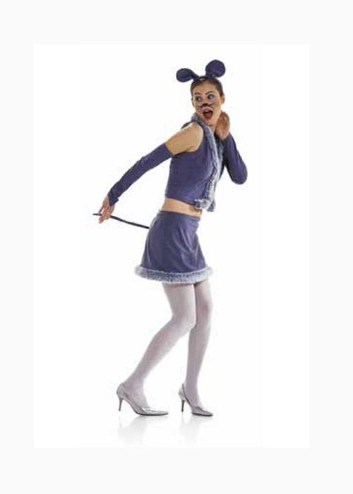 Выкройка Burda №2441 — Карнавальный костюм Мышка