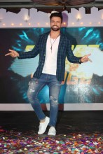 Rithvik Dhanjani at the launch of So You Think You Can Dance