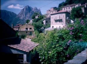 Corsica. Diana Mini met Fuji Pro 160 S.