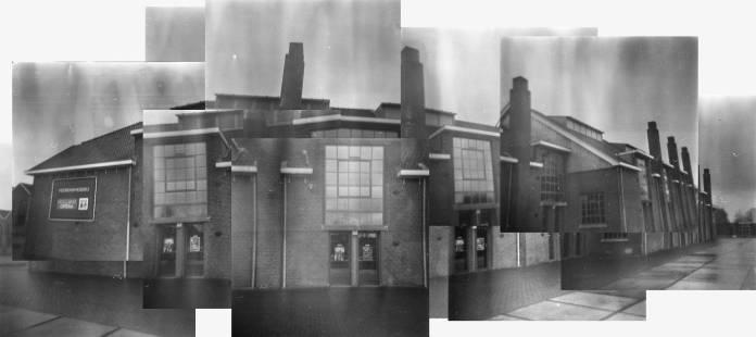 Agfa Isoly Junior met Lomography Lady Grey 400 film, ontwikkeld in caffenol.