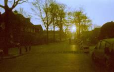 Soesterweg. Olympus Trip 35 met Adox Color Implosion