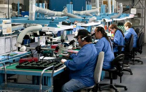 Dam prac w Holandii na produkcji sprztu elektronicznego