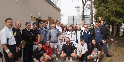 Lubelski Deblowy Turniej Tenisowy Pracodawców w ramach POLISH EMPLOYERS' CUP 2012