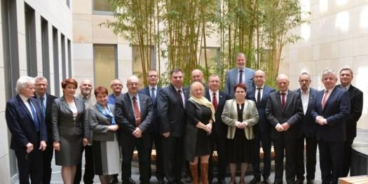 Posiedzenia Prezydium Wojewódzkiej Rady Dialogu Społecznego Województwa Lubelskiego