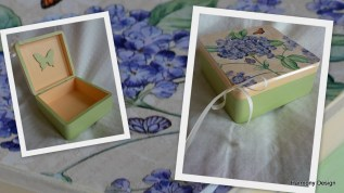 hortensjowe pudełko