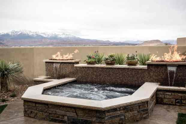 St. George has one of the most beautiful landscapes and one of the best Parade of Homes!