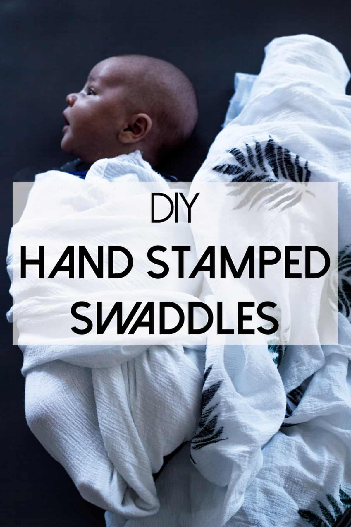 Your little one will love these little swaddles. Or you can give them as a perfect baby shower gift!