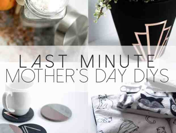 If you waited until the very last minute, we have some ideas for you!