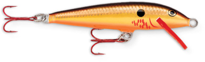 Rapala Original Floating Minnow Bleeding Copper Flash  2""
