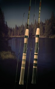 G.LOOMIS TROUT SERIES SPINNING ROD
