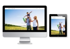 ITヘルスケア企業のウェブサイトデザイン