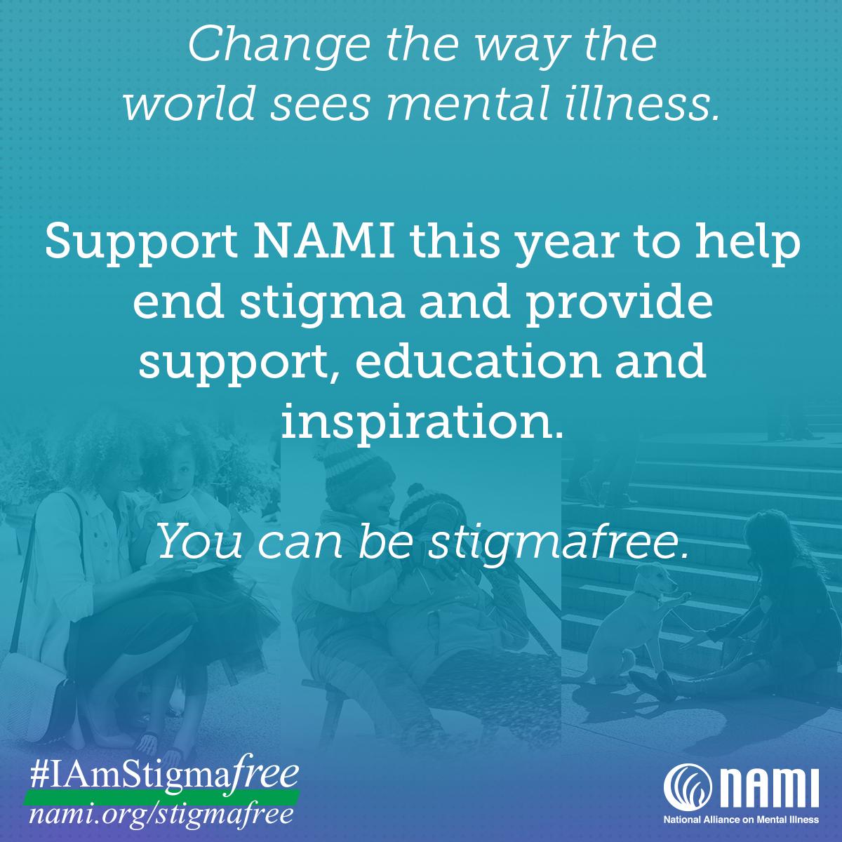 May Mental Health Awareness Month Stigmafree