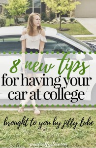 car college tips