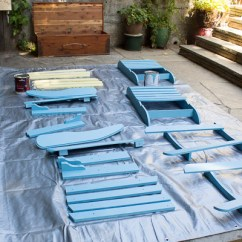 Paint For Adirondack Chairs Stackable Walmart Diy Painted 5