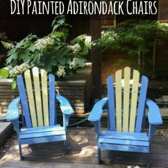 Wooden Adirondack Chair Lycra Covers Ebay Diy Painted Chairs