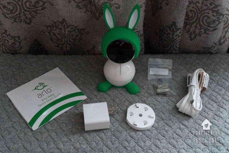 Arlo Baby Monitoring Camera Review