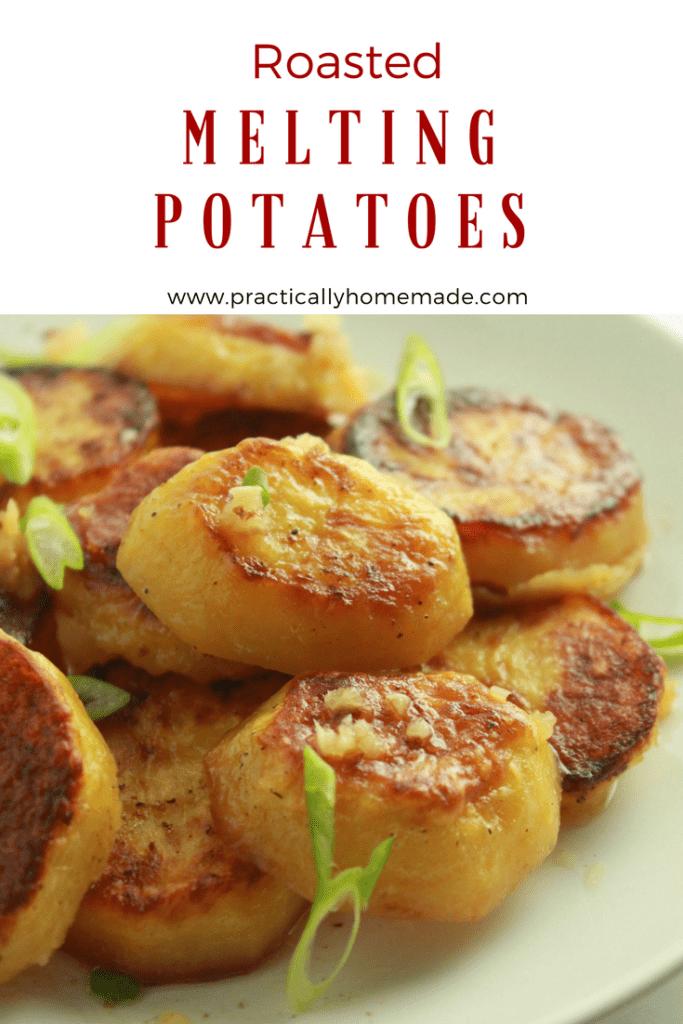 roasted melting potatoes | roasted potatoes | roasted potatoes in oven | roasted potatoes easy | melting potatoes | melting potatoes recipe