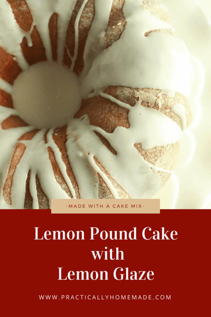 lemon pound cake | lemon pound cake with glaze | lemon pound cake recipe | lemon pound cake recipe easy | lemon pound cake using box cake | lemon pound cake using lemon pudding | cake mix lemon pound cake