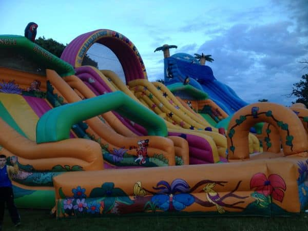 Balloon Fiesta Slide